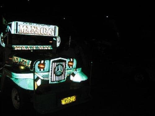 the jeepney ride urban legend