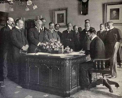 1898 Treaty of Paris