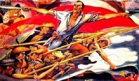 Philippine Revolution by Carlos Francisco