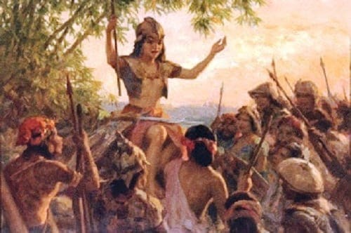 Women in the Precolonial Philippines