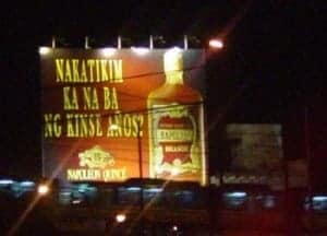 controversial advertisements in the Philippines