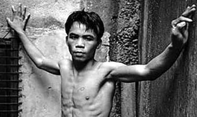 manny pacquiao young