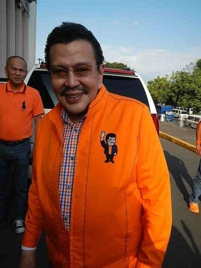 Joseph Estrada re-election