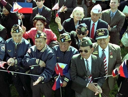 World War II Filipino-American veterans