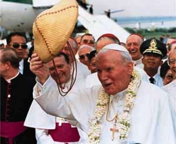 facts about papal visits to the Philippines