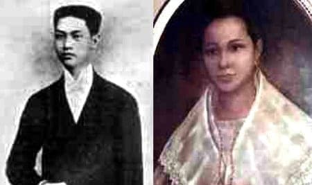 General Flaviano Yengko and his lady love