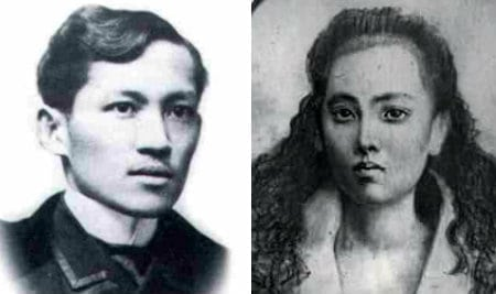 Jose Rizal and Leonor Rivera