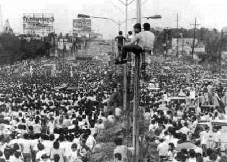 EDSA People Power Revolution