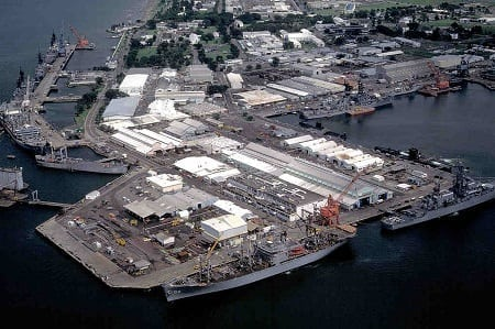 U.S. Naval Base Subic Bay