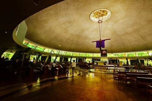 Church of the Holy Sacrifice in UP Diliman