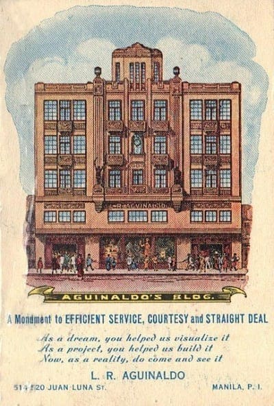 Aguinaldo's Department Store