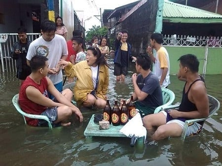 Filipino Ability To Smile During Disasters