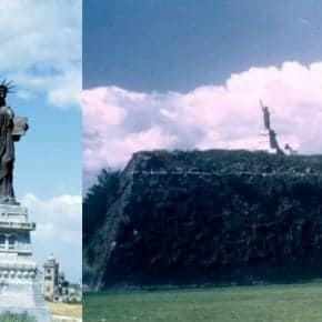 Statue of Liberty + Intramuros Manila + Boy Scouts of the Philippines