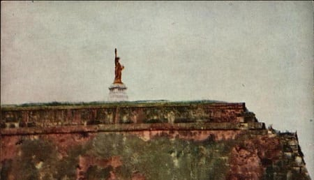 Statue of Liberty - Intramuros