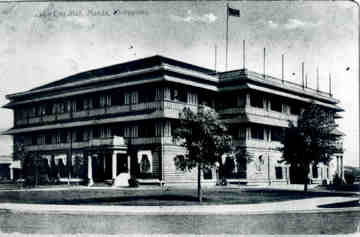 The original Manila City Hall