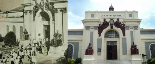 UP Visayas Main Building in Iloilo
