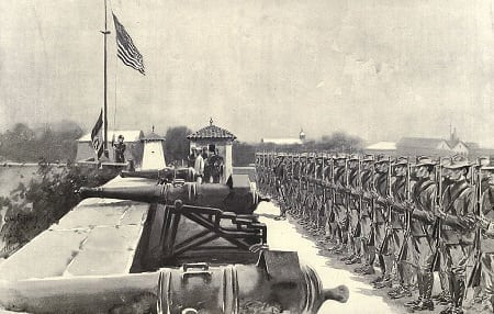 1898 Battle of Manila