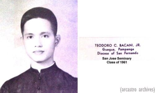 Bishop Teodoro Bacani Jr.