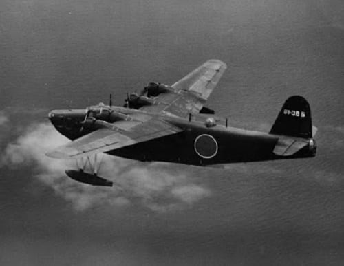 Kawanishi Emily flying boat