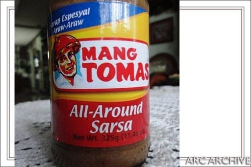 Mang Tomas All-Around Sarsa