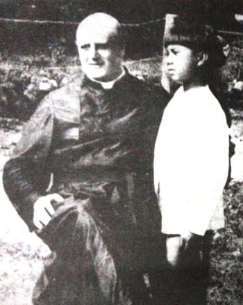 Pitapit and Rev. Walter Clayton Clapp
