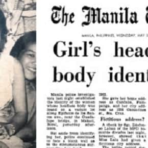 Sensational Crimes in the Philippines