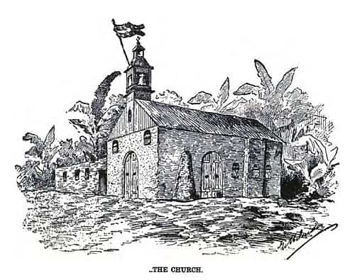 Siege of Baler Church