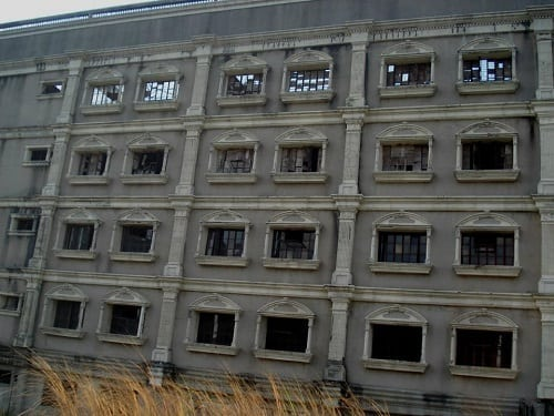 St. James College of Calamba Abandoned Building