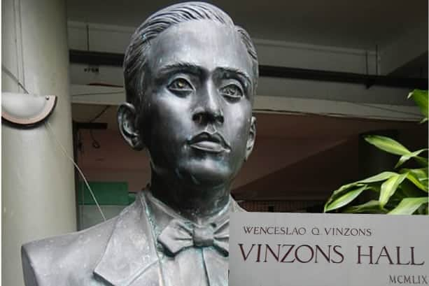 Vinzons Hall in UP Diliman