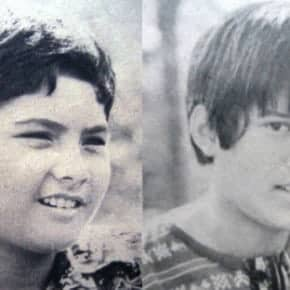 Yearbook Photos of Famous Filipinos