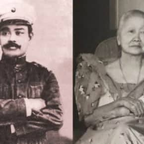 Ysidra Cojuangco and Antonio Luna