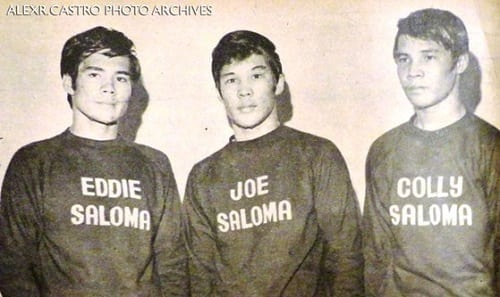 The Saloma brothers