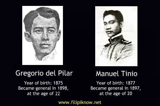 The Youngest General of the Philippine Revolutionary Army