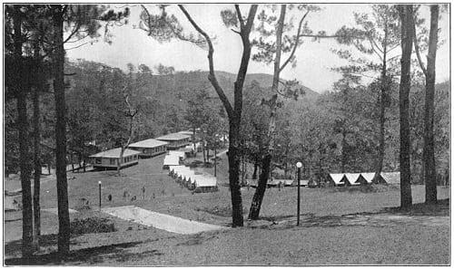 Baguio Teachers' Camp, early 1900's