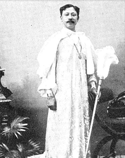 Pedro Paterno Prince of Luzon