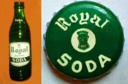 Royal Sparkling Soda