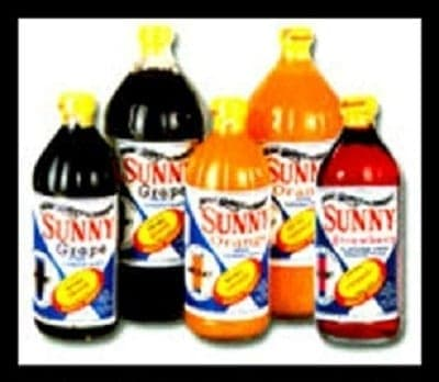 Sunny Drink Concentrate