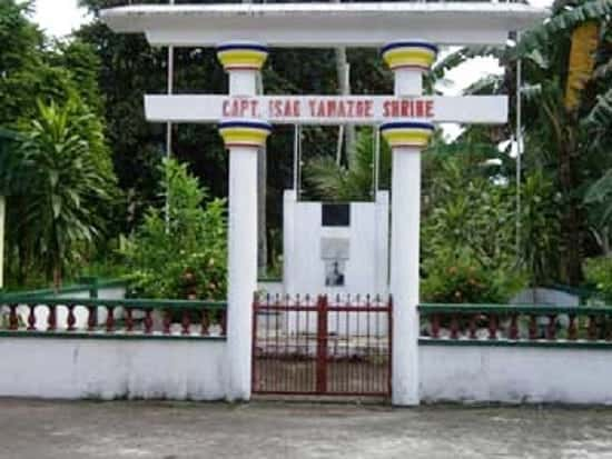 Captain Isao Yamazoe Shrine