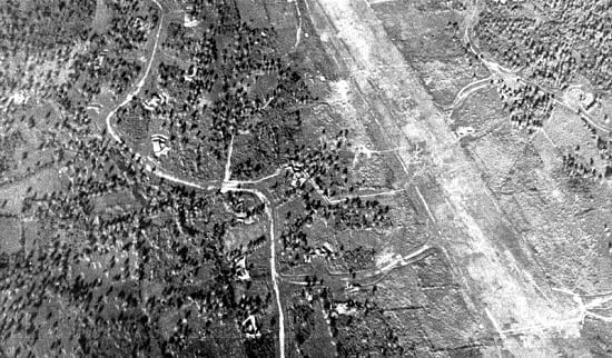 Dulag airfield Leyte in 1944