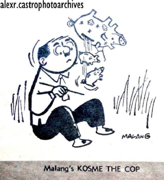 Kosme The Cop