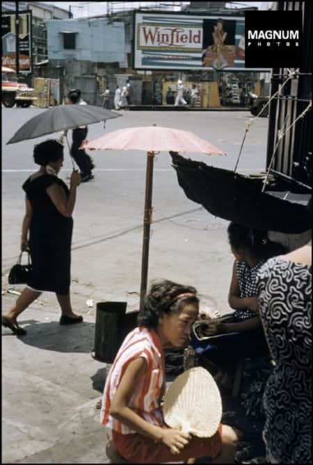 Photos of the Philippines in the 1950s