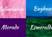 Filipino Color Names