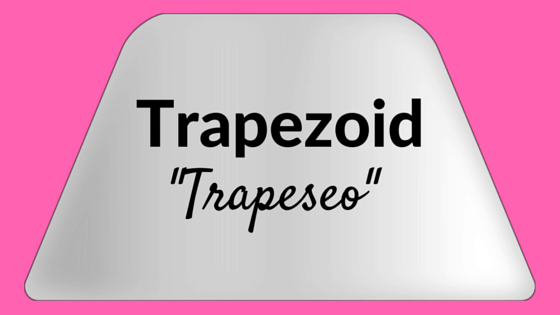 Trapezoid in Filipino