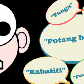 Oddities in Philippine Language
