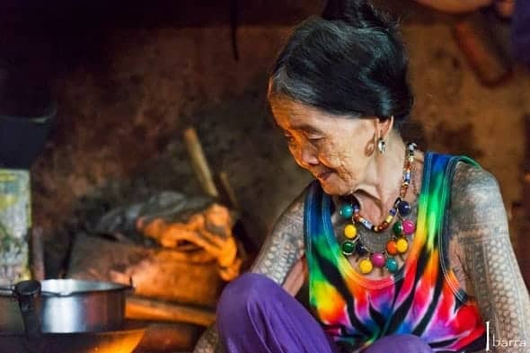 Whang-od Buscalan Philippines