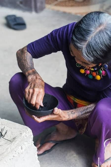 Whang-od the Kalinga Tattoo Maker