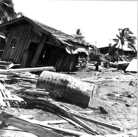 1976 Moro Gulf Earthquake and Tsunami