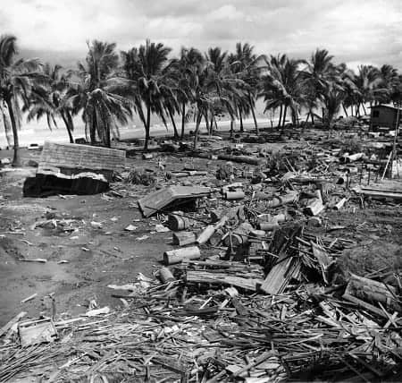 1976 Moro Gulf Earthquake
