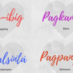 How To Say Love in Different Philippine Languages