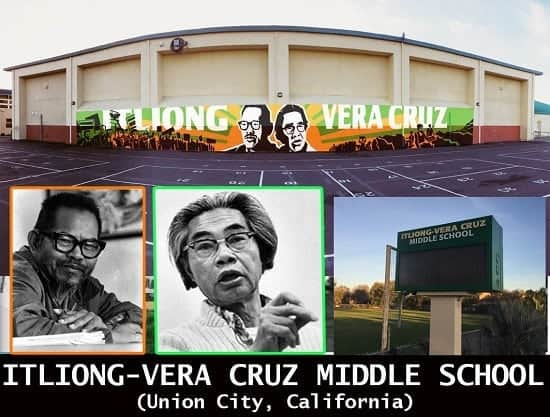 Itliong-Vera Cruz Middle School in California